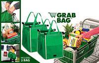 Хозяйственная сумка Grab Bag удобная крепкая сумка для покупок