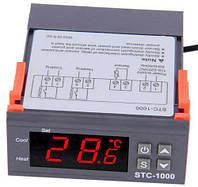 Термостат, терморегулятор STC-1000, 220В