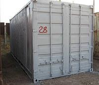 Морской контейнер 20 тонник под склад и для транспортировки
