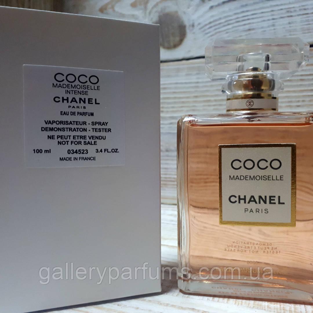 Духи Тестер Chanel Mademoiselle Intense Coco 100ml. Eau De Parfum. -  GalleryParfums - оптовый 13ab33cf2648c