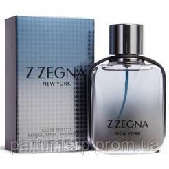 Ermenegildo Zegna New York (50мл), Мужская Туалетная вода  - Оригинал!