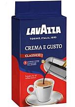 Кофе Lavazza CremaeGusto Gusto Classico молотый 250 г