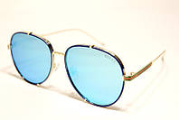 """Яркие очки на лето капля бренд """"Gucci"""" (реплика)"""