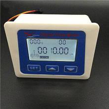 Цифровой  расходомер жидкости с индикатором