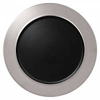 Тарелка круглая с ободком 32 см, серебро, Metalfusion, RAK Porcelain