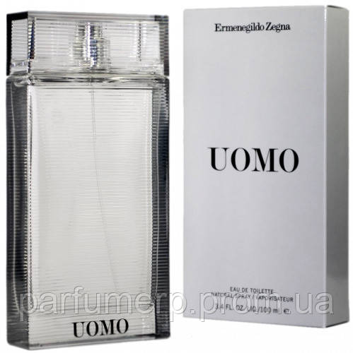 Ermenegildo Zegna Uomo (100мл), Мужская Туалетная вода  - Оригинал!