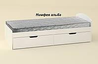 Кровать 90+2 Компанит Односпальная кровать