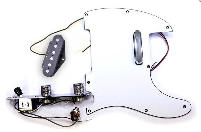 Звукосниматель PAXPHIL #9112 PICKGUARD PANEL TELE, фото 2