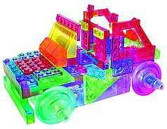 Конструктор Laser Pegs. Набор 8 в 1. Трактор