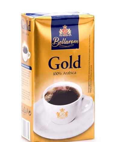 Кофе Bellarom Gold молотый 100% arabica 250 г, фото 2