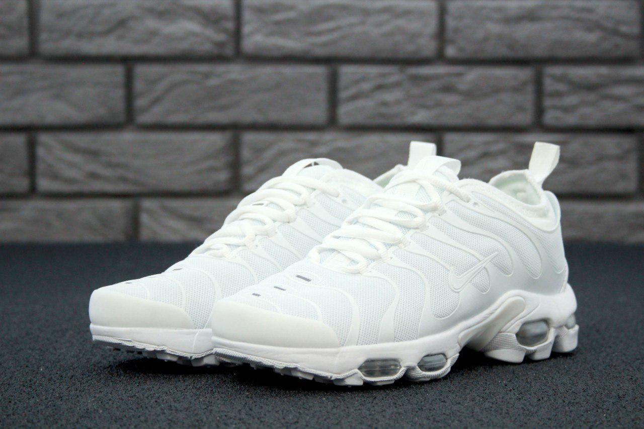 543f37cf4cf4 Кроссовки женские Nike Air Max TN Plus White топ реплика - Интернет-магазин  обуви и