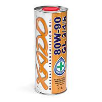 Трансмиссионное масло   80W-90 GL 3/4/5  ХАДО Atomic Oil