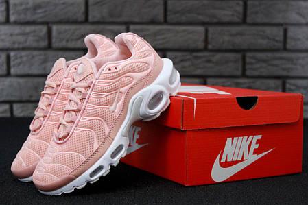 adfe3132 Кроссовки женские Nike Air Max TN Plus Pink топ реплика: продажа ...
