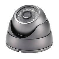 Камера купольная вандалоустойчивая Master CAM IRVD-CM800 f=3.6, 800TVL, ИК-20м., фото 1