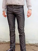 Стильные мужские брюки  Pacos серый