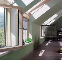 Карнизнoe окно FAKRO , фото 1