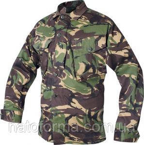 Китель, рубашка DPM армии Великобританнии, оригинал