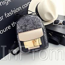 Рюкзак Cathy Silver, фото 2