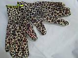 Перчатки неопреновые трикотажные цветные, фото 2