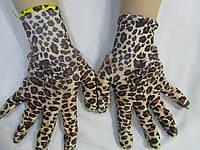 Перчатки неопреновые трикотажные цветные, фото 1