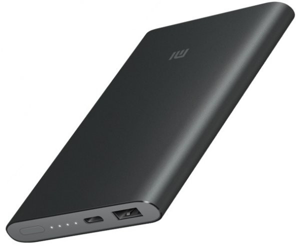 Xiaomi Mi Power Bank 2 10000 mAh 1 USB Оригинал 2 цвета