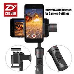 Стабилизатор для телефона Zhiyun Smooth 3 Black