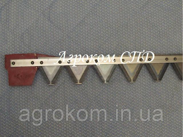 Коса нож с насечками косилки K-1.4Z