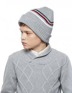 Детские демисезонные шапки для мальчиков оптом
