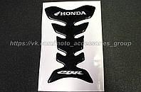 Наклейка на бак Honda CBR Black