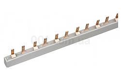 Шина соединительная типа PIN (штырь) 2P 63 А шаг 18 мм, IEK