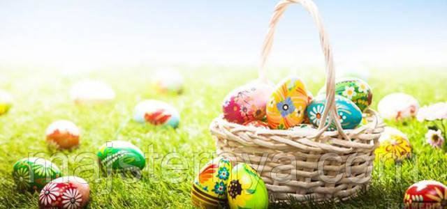 Світлие весняне свято Пасха