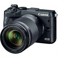 Цифровой фотоаппарат Canon EOS M6 18-150 IS STM Black (1724C044AA), фото 1