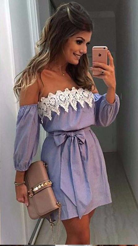 Женское платье AL3045