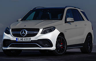 Обвес Mercedes GLE W166 тюнинг стиль AMG 63