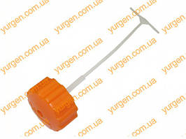 Rebir (запчасти) Пробка маслобака для электропилы REBIR KZ1-300.00.09.00.