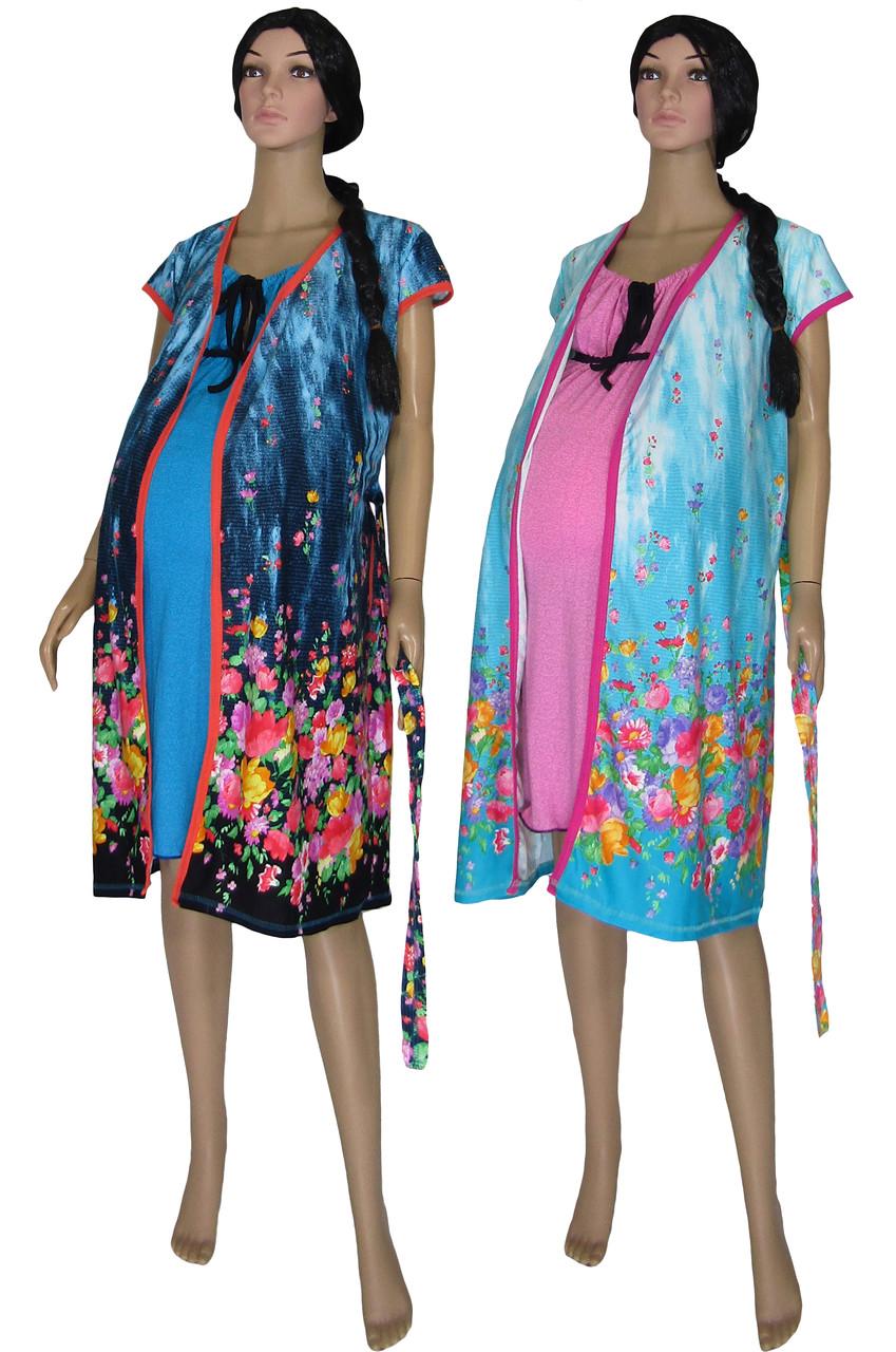 Комплект двойка для беременных и кормящих 03253 Vesviol, р.р.42-54