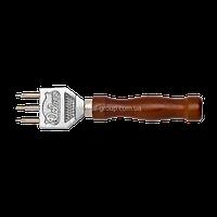 Нож для колки льда Standard с тремя зубцами, 175 мм (2 x3,5 x17,5 см), Urbanbar (Урбанбар)