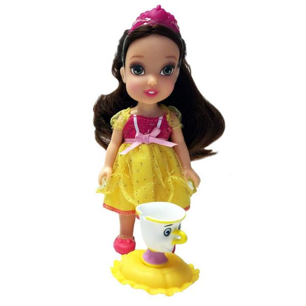 Disney кукла малышка Белль и Чип Princess bell doll 75823