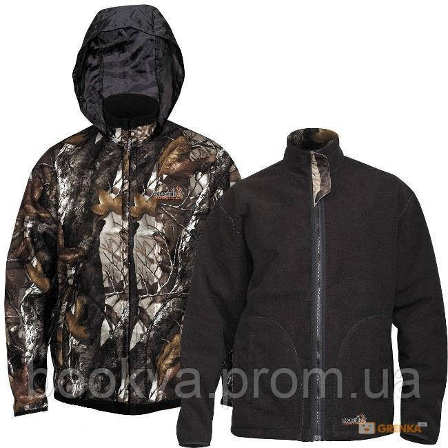 Куртка Norfin Hunting ThUnder Staidness/Black S (135988)