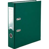 Папка-регистратор Delta D1714C односторонняя, PP, 7.5 см, собранная,в ассорт. Темно-зеленый