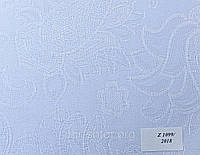 Готовые рулонные шторы 300*1500 Ткань Арабеска 2018 Белый, фото 1