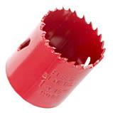 Коронка по металлу биметаллическая 40 мм INTERTOOL SD-5640, фото 2