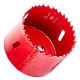 Коронка по металлу биметаллическая 60 мм INTERTOOL SD-5660, фото 2