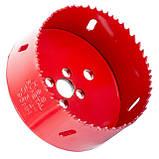 Коронка по металлу биметаллическая 95 мм INTERTOOL SD-5695, фото 2
