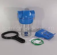 """Магистральный фильтр Aquafilter FHPR5-34-WB, 3/4"""", фото 1"""