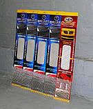 Декоративно-защитная сетка радиатора Jeep Patriot фальшрадиаторная решетка, бампер, фото 2