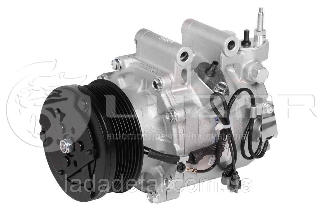 Компрессор кондиционера Honda Civic VIII Хонда Цивик 8 (06-) 1.8i 38810-RNA-014