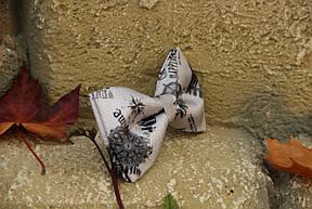 Галстук-бабочка I&M Craft Sea print (00067), фото 2