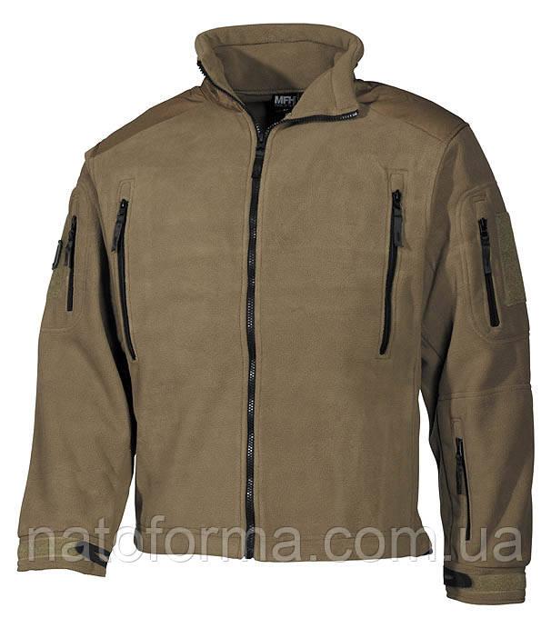 Флисовая куртка Heavy strike, MFH