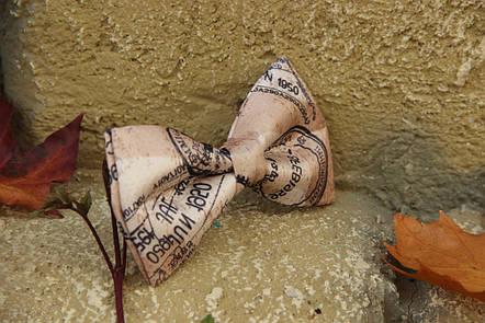 Галстук-бабочка i&m (00069) Stamp, фото 2